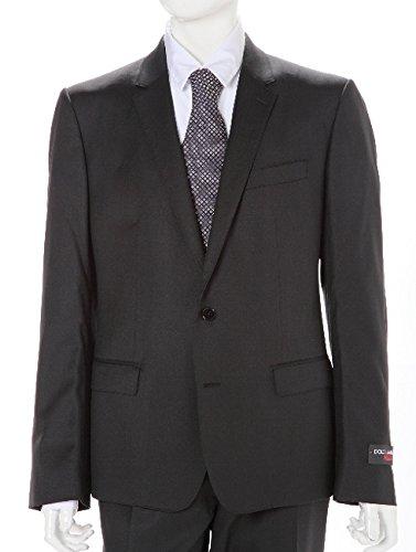 DOLCE&GABBANA メンズ スーツ (G1SPCT FU3J6)【52-ブラック】 並行輸入品