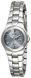 Citizen Womens EW3030-50A Eco-Drive Corso Stainless Steel Watch