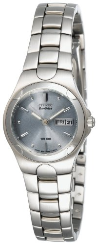 Citizen Women's EW3030-50A Eco-Drive Corso Stainless