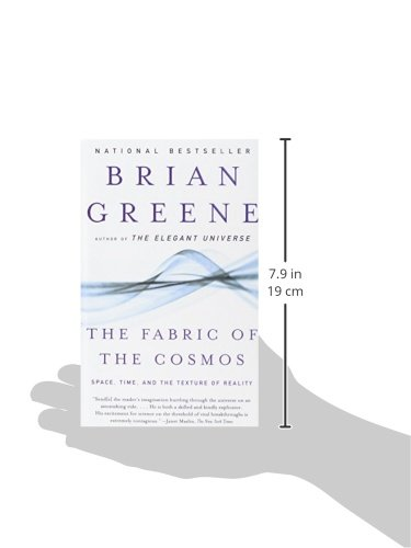 Libro the fabric of the cosmos space time and the for The fabric of the cosmos tv series