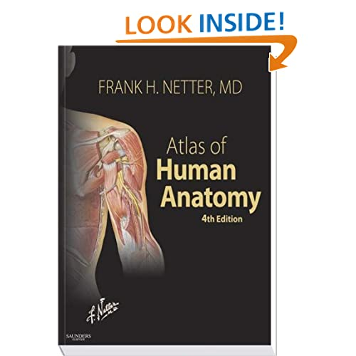 Atlas of Human Anatomy (Netter Basic Science) Frank H. Netter