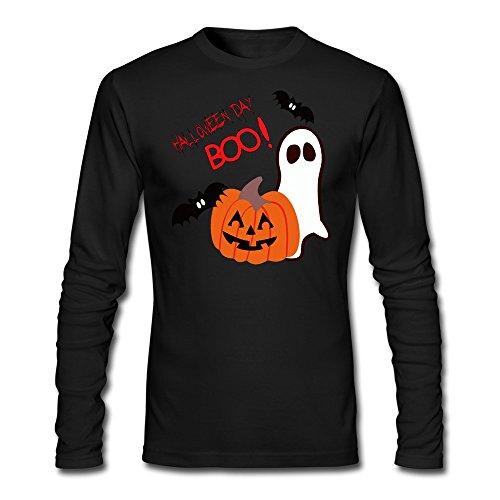 [Men's Easy Symbol Halloween 2015 Costumes T-shirt Long Sleeve Black] (Pretty Little Liars Halloween Costume)