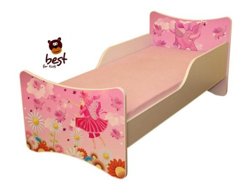 BEST FOR KIDS LIT POUR ENFANT 80x200 - ZAUBERFEE