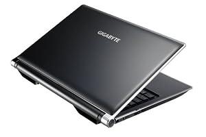 Gigabyte P2532N-CF1 15.6-Inch Laptop (Black)