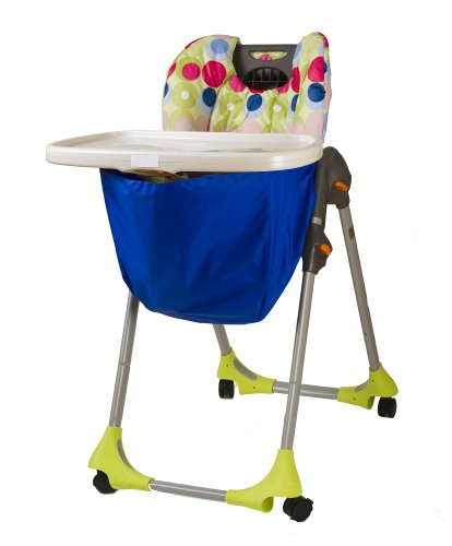 Wupzey High Chair Food Catcher, Sapphire