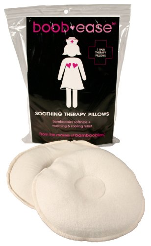 Buy Cheap Boob-Ease Soothing Therapy Pillows for Nursing by Bamboobies - Warming & Cooling Pain Reme...