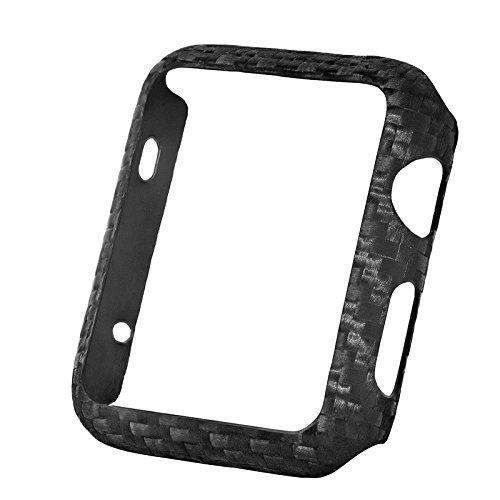 nevox coperchio serie Carbon per Apple orologio (42 mm)