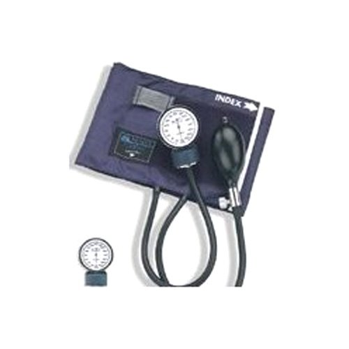 Cheap Caliber Adjustable Aneroid Manometer with Screwdriver, Blue (B001NXN4ME)