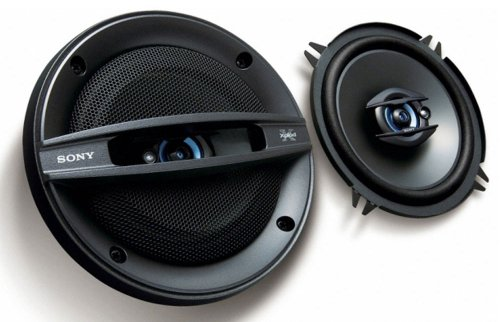 Sony XSF1337SE 3-Wege-Auto-Lautsprecher (13 cm,