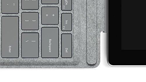 b1469244ff5 Buy Microsoft Surface Pro 3 Pro 4 Signature Type Cover - Two-Tone M lange  Grey on Amazon   PaisaWapas.com