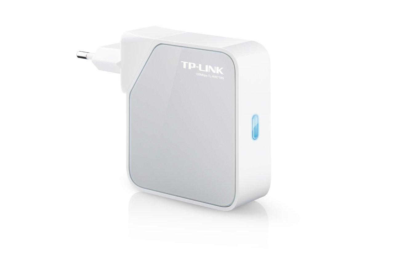 TP-Link TL-WR710N WLAN N Nano Pocket AP/Router/TV