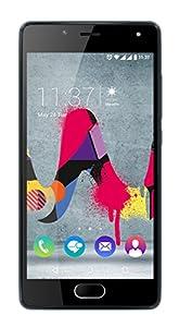 Wiko U Feel Lite Smartphone débloqué 4G (Ecran: 5 pouces - 16 Go - Double SIM - Android) Gris sidéral