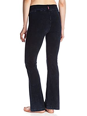 Hard Tail Roll Down Bootleg Flare Pant