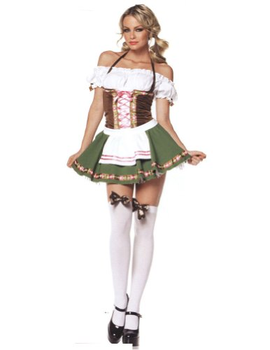 Halloween Costumes Item - Gretchen Beer Garden Xlg