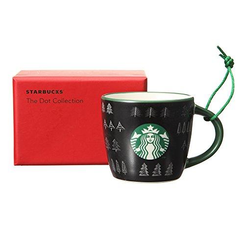 スターバックス Starbucks 2015 ホリデー オーナメントデミ チョークボード