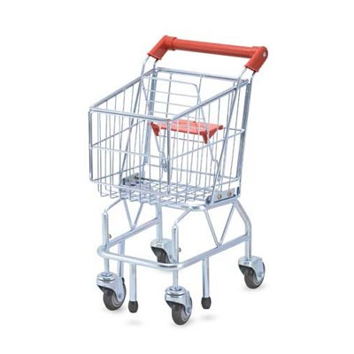 Toy Shopping Cart Pretend Play