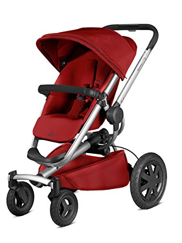 Quinny 79609240 Buzz Xtra Passeggino, Red Rumor