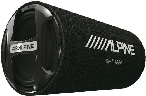 Alpine Swt-12S4 Bass Reflex Subwoofer Tube (Alpine Type X Subwoofer compare prices)