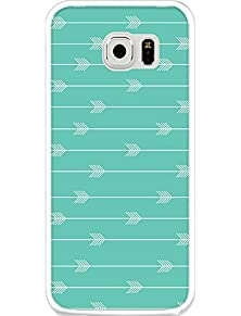 buy Case For Samsung Galaxy S6 Slim Fit Girly Blue Design