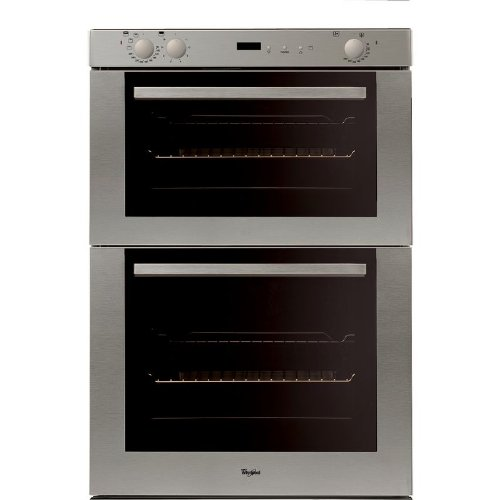 Whirlpool AKP801/IX Double Electric Oven - Stainless Steel