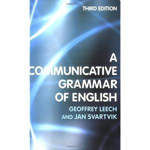 A Communicative Grammar of English, Third Edition