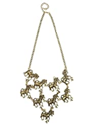 20D Off To The Races Necklace For Women