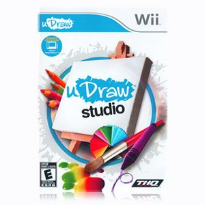 Wii uDraw Studio - 1