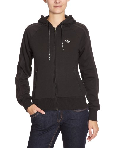 Adidas Damen Kapuzenjacke Fleece