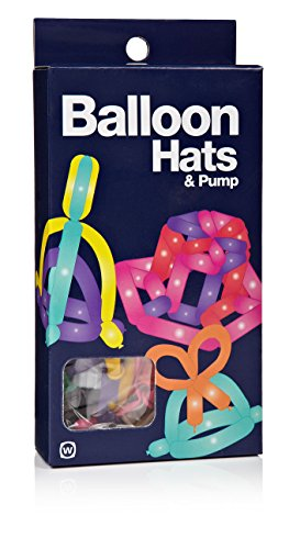 Balloon Hats & Pump