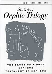 Jean Cocteau's Orphic Trilogy (The Blood of a Poet / Orpheus / Testament of Orpheus) (The Criterion Collection)