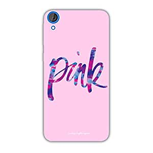 Designer Cute Phone Cases for HTC 820-Pink