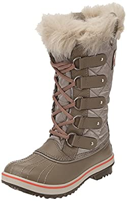 Sorel Women's Tofino Faux Fur Lined Boots, Kettle Courage, 6 B(M) US