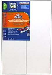Elmer\'s Premium Tri-Fold Foam Display Boards, 36 x 48 Inches, White, Case of 12 Boards (902090)