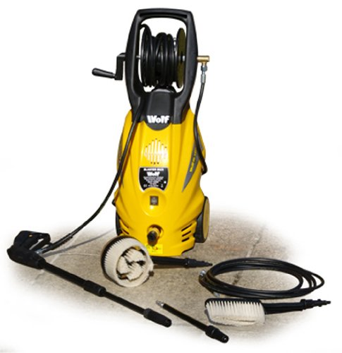 Wolf Blaster Max Power Washer & Accessories