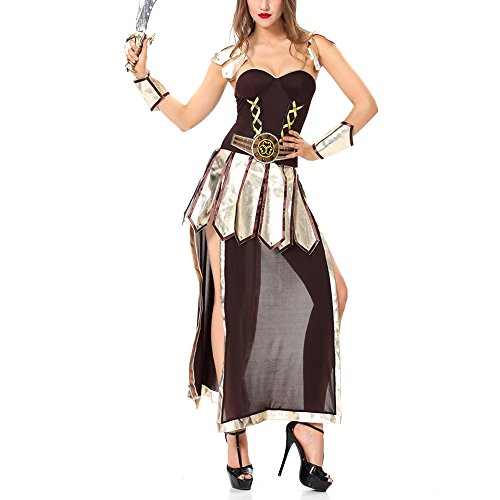 Caribbean Pirate Buccaneer Lady Sexy Fancy Dress Costume Halloween Party Outfit