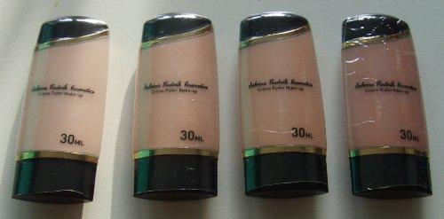 Creme Puder Make-Up / Flüssiges Make Up Farbwahl über Email