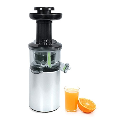 Panasonic Slow Juicer Bpa : ElectriQ Premium Cold Pressed vertical Slow Juicer - BPA Free