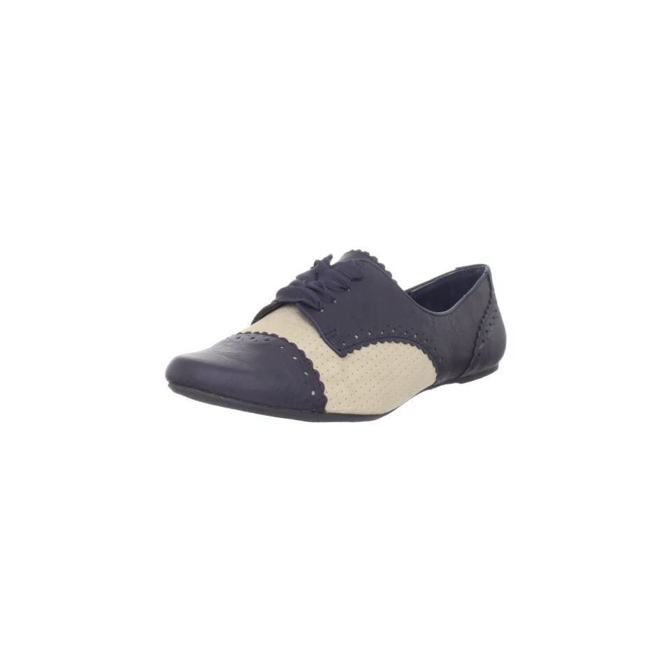 c7596f561f11f Not Rated Womens Jazzibel 2 Oxford,Navy,6 M US on PopScreen
