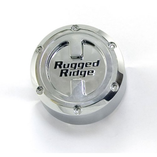 CENTER CAP RUGGED RIDGE FOR 17X9 ALUMINUM WHEELS (RUGGED RIDGE)
