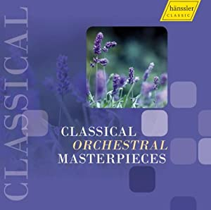 Classic Orchestral Masterpieces from HAENSSLER