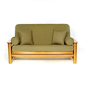 ls covers olive full futon cover full size