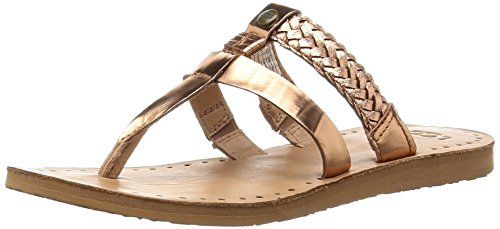 Ugg Australia Women's Audra Woman's Sandals In Bronze Color In Size 38 Gold