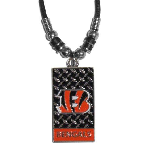 Nfl Gridiron Necklace (Cincinnati Bengals)