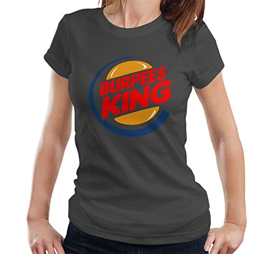 burpees-king-burger-king-womens-t-shirt
