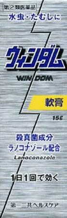 【指定第2類医薬品】ウィンダム 軟膏 15g