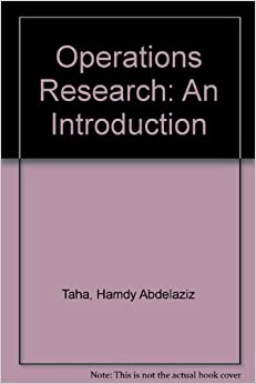Hamdy A Taha Operation Research Pdf Download
