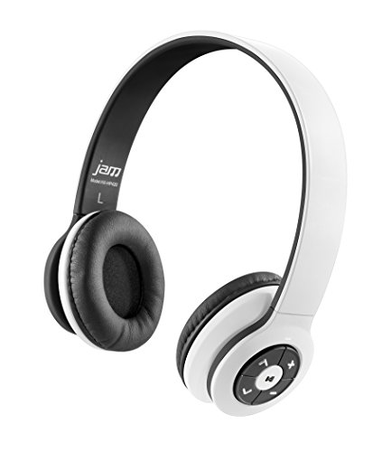 Hmdx Hx-Hp420Wt Jam Transit Wireless Headphones, White