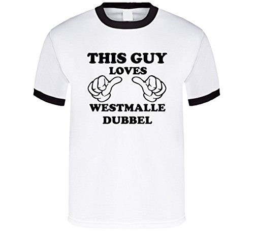 sunshine-t-shirts-westmalle-dubbel-beer-funny-t-shirt-2xl-black-ringer
