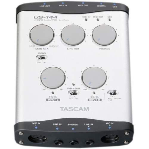 Tascam US-144 Audio Interface