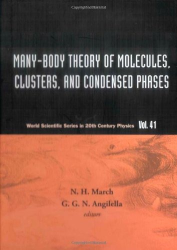 Many-body Theory of Molecules, Clusters, and Condensed Phases (World Scientific Series in 20th Century Physics)
